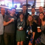 City X Project team at Startup Weekend Transmedia SF