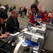 3D printers at SXSWedu