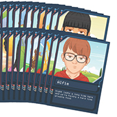 City X Project citizen cards